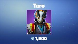 Taro Fortnite Outfit/Skin