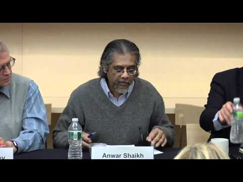 Faculty Panel Discussion: Vision in Heterodox Economics | The New School