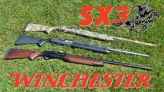 Winchester SX3 Autoloader Shotgun Review