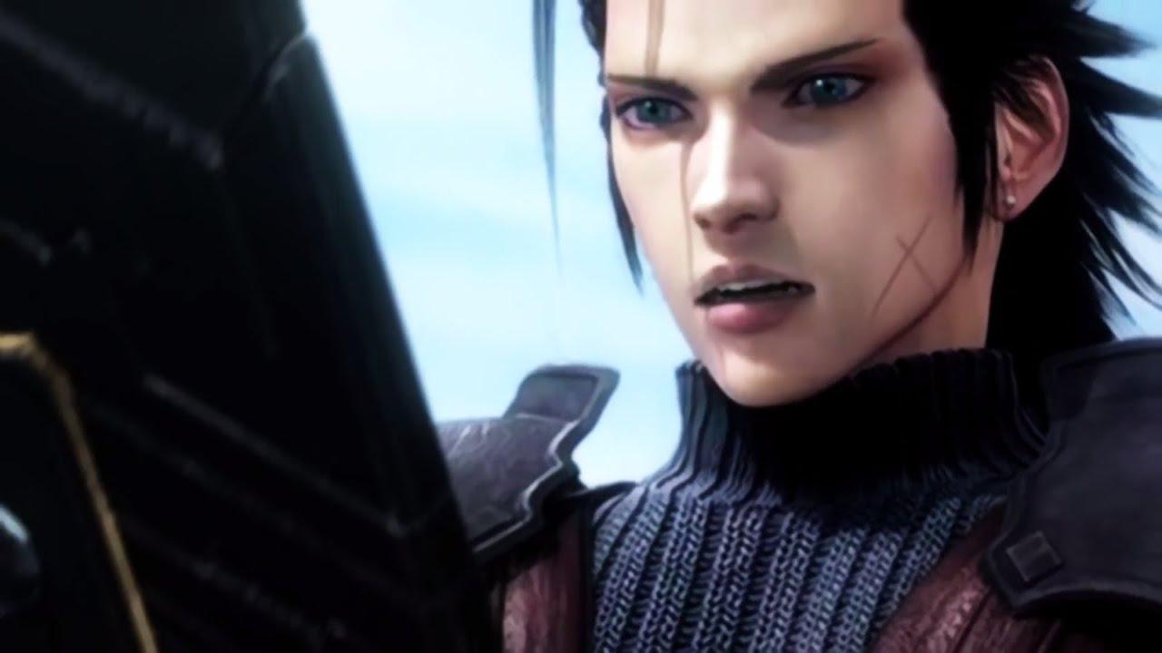 Crisis Core Final Fantasy VII All Cutscenes Full Movie