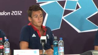London 2012: Tom Daley looks ahead to London games