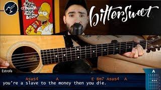 Bitter Sweet Symphony Acoustic Cover | Christianvib Guitarra