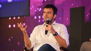 TechSparks 2019: Bhavish Aggarwal talks about taking Ola public in the next two years