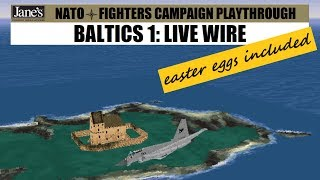 ATF - Baltics Mission 1: Live Wire + Easter Egg