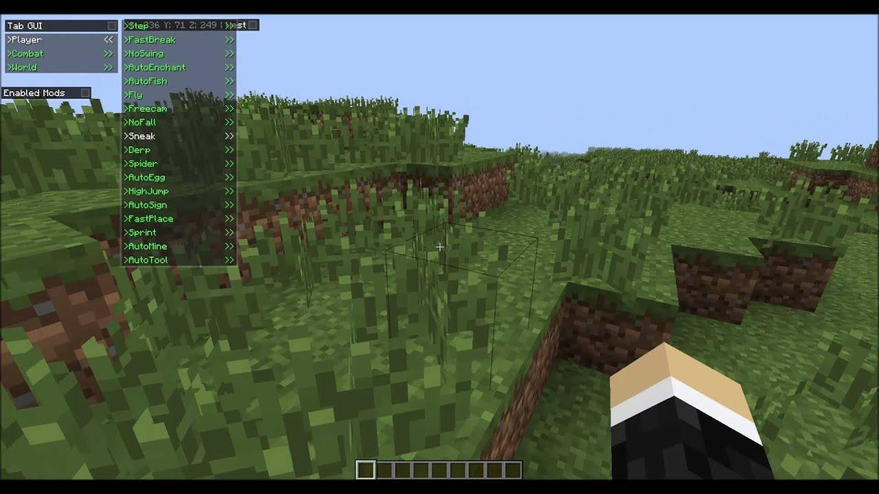 minecraft nodus 1.6.2