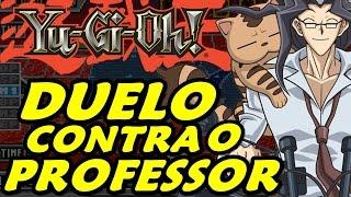 Yu-Gi-Oh! GX Duel Academy - SUPERANDO O PROFESSOR?!