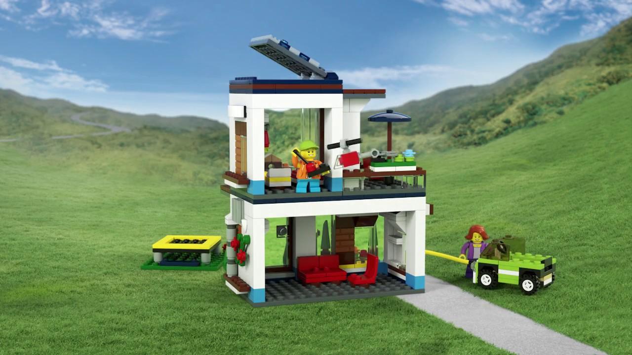 LEGO Creator - 3 in 1 Modernes Zuhause (31068) ab 23,97 ...