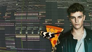 Martin Garrix - ID [Pizza] (FL Studio Remake + FLP)