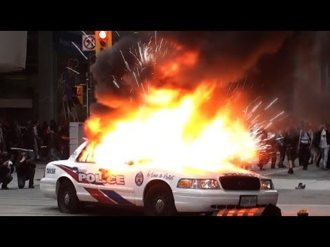 G20 Protest Toronto Anarchists On The Loose, -Bill Stoppard