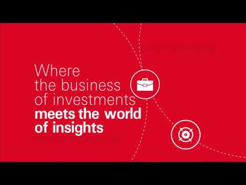 Infographic Video for HSBC Bank | Kreative Garage Studios | Mumbai, India