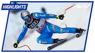 Dominik Paris Campione del Mondo in Super-G!