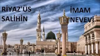 16 Riyaz 39 üs Salihin Hadisler Peygamber Edep ve Sünnetlerine Uymak İmam Nevevi