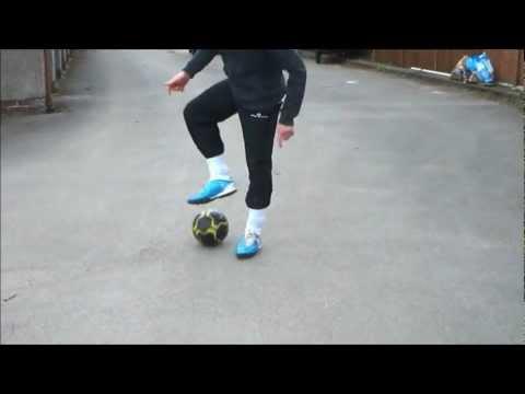 Football Dribble tricks control tutorial 1