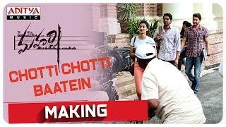 Chotti Chotti Baatein Song Making || Maharshi || MaheshBabu, PoojaHegde || Vamshi Paidipally || DSP