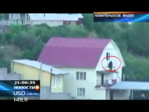 КТК: Видео штурма особняка в пригороде Алматы