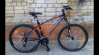 Spelli SX-3700 disk тормоза -  велосипед 27,5 колесо - обзор anuka.com.ua