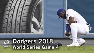World Series 2018: The Dodgers Bullpen woes lead to Game 4 loss