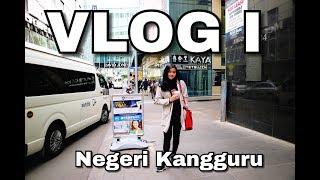 VLOG I - Keliling Negeri Kangguru ft Terry.