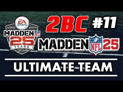"Madden 25: UT Series - 2BCSuperb ep. 11 ""Out Classed"""