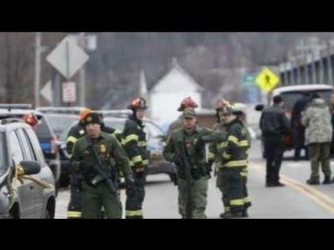 Gunman Ambushes Firefighters at House Fire