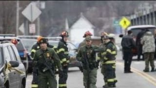 Gunman Ambushes Firefighters at House Fire