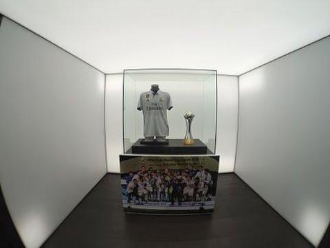Museo Real Madrid.Tour Santiago Bernabeu 2018 Real Madrid Youtube