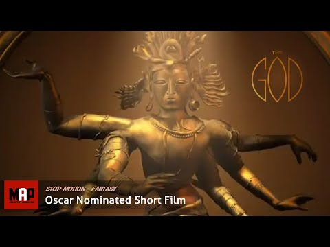 """**OSCAR NOMINATED** Stop Motion Animated Film """"THE GOD & THE FLY"""" by Konstantin Bronzit"""