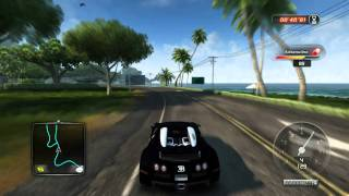Test Drive Unlimited 2 - Impossible Adrenaline Challenge [HD]