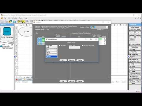 How to connect AdvancedHMI software to PLC | Velocio net