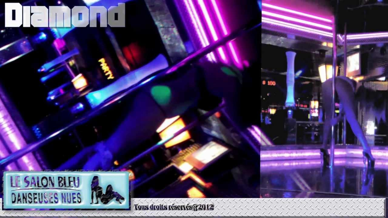 Diamond long le salon bleu à Laval - YouTube