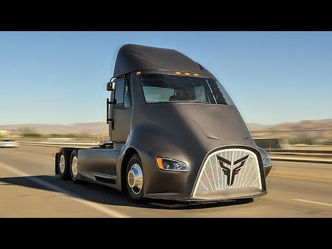 7 COOL TRUCKS THAT ACTUALLY EXIST