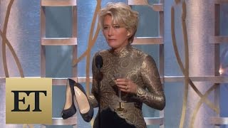 Repeat youtube video WATCH: The Best Jokes Ever From the Golden Globes
