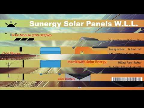 Sunergy Solar Bahrain