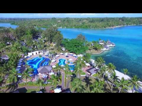 WARWICK LE LAGON VANUATU ACCOMMODATION
