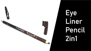 Eye Liner Pencil 2in1 Pencil Plus Ratun