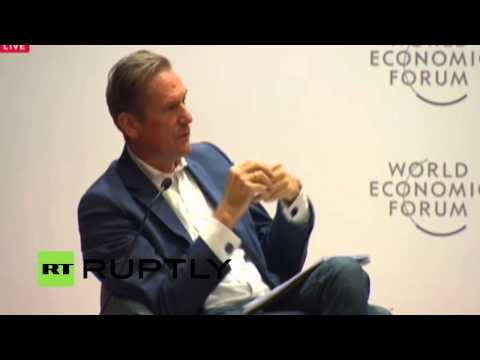 """LIVE:  WEF 2016 - Interactive Session  – """"From Migration to Integration"""""""
