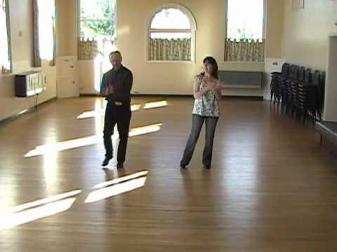 SCOTIA SAMBA (line Dance )