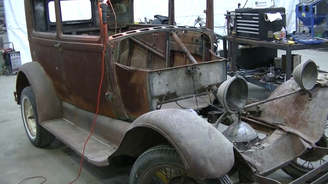 1929 Model A Gas Tank Removal Wiring Diagrams Ford Diagram Fuel Zeketheantiquefreak Youtube 1928 Construction