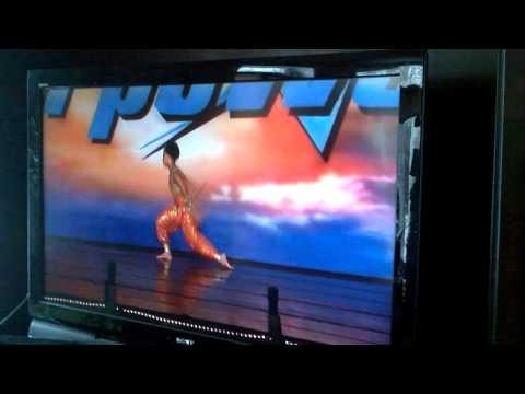 Nia Frazier Dance Moms Bollywood solo
