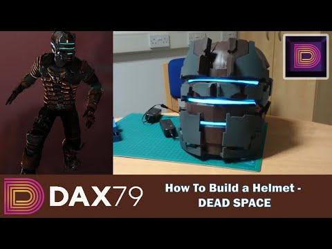 How To Build A Helmet From Dead Space Youtube