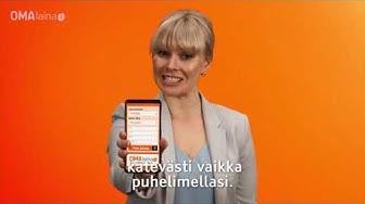 OmaLaina.fi lainavertailu