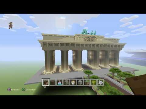 Minecraft: Brandenburger Tor