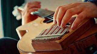 Guitar Kalimba Christmas Carol Ёлочка Alexandr Misko