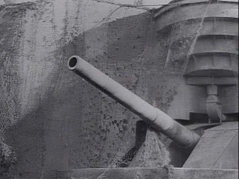 """Bunker de artilleria """"Lindemann"""" (Kriegsmarine 1943)"""