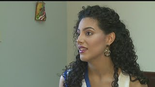Campbell woman earns high honor at Miss Ohio USA pageant