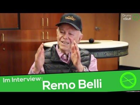 Music nStuff: Interview Remo Belli (Gründer Remo Drumheads)