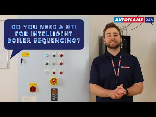 Q&A | Do we need a DTI for Intelligent Boiler Sequencing?