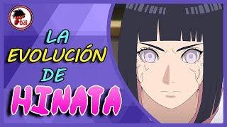 HINATA HYUGA - HISTORIA y EVOLUCIÓN - Boruto y Naruto