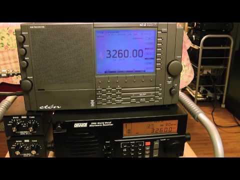 3260kHz NBC Radio Madang di PNG / Eton E1