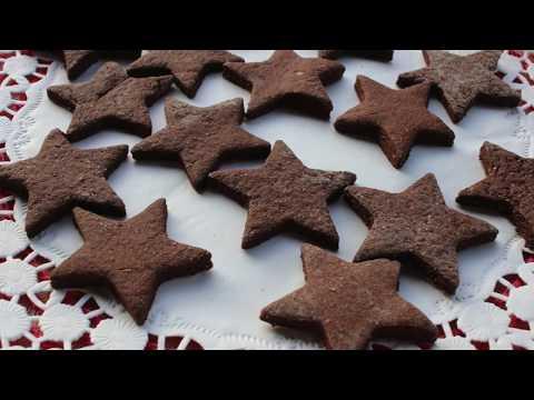 cookies-au-cacao-||-recette-biscuit-facile-et-rapide